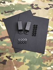 Black Kydex Holster Making Kit for Glock M&P Sig 1911 Kahr HK Beretta
