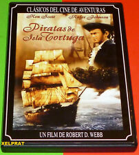 PIRATAS DE ISLA TORTUGA / Pirates of Tortuga - English/Español neutro DVD R2 Nue