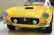 CMC 1:18 Ferrari 250 SWB Passo Corto Yellow M-054 - PERFECT CONDITION NIB MINT