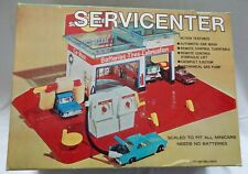 Vintage Service Center Playset Child Guidance for Matchbox or Hot Wheels