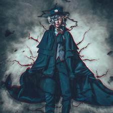 Fate Grand Order FGO Monte Cristo Edmond Dantes Avenger Cosplay Costume COSYT