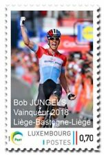Luxemburg 2018  Cycling bycicle Bob Jungels  winner Liege-Bast-L    mnh G