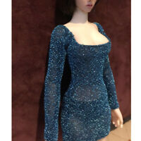 1/6 Scale Slim Low-cut Clubwear Skirt for 12'' Phicen Kumik Hot Toys CY CG