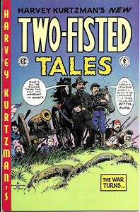 The New Two-Fisted Tales #2, 1994, Dark Horse, William Stout & Harvey Kurtzman