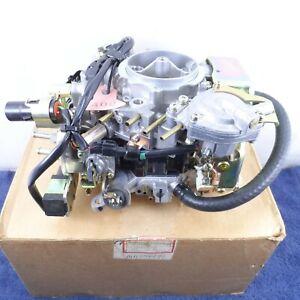 NEW Mikuni Solex Carburetor 1984 Dodge Colt 1.4L Mitsubishi Japan NOS MD070041