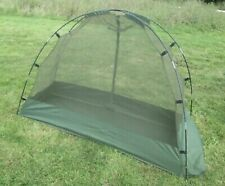 British Army Cot Mounted Mosquito Net