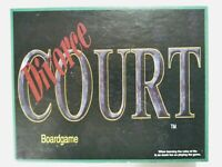 Divorce Court  Boardgame Preowned excellent condition Extremely Rare