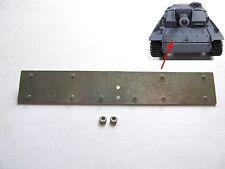 Mato 1/16 Rc Tank German Stug Iii Upper Hull Metal Front Plate Mt136