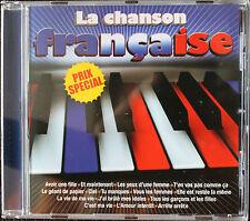 LA CHANSON FRANÇAISE   CD