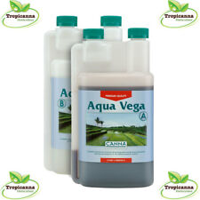 Canna Aqua Vega 1L A + B Plant Nutrient For Recirculating Systems