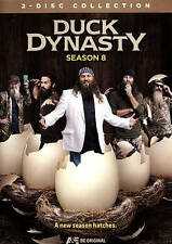 Duck Dynasty: Season 8 [DVD] New free shipping !!!!