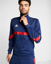 Adidas Giacca Tuta sportiva Jacket Tango Tape Club House Blu 2020