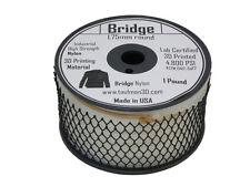 Taulman Nylon Bridge 3D Printing Filament - Natural 1.75mm