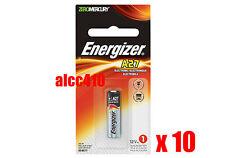 10x Energizer A27 27A 12V ALKALINE BATTERY A27BP1 MN27 GP27A