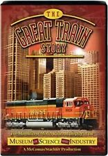 Great Train Story Model Railroad Display Chicago DVD