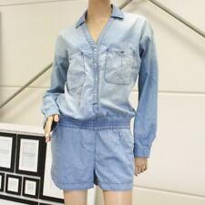 SET Overall Jeans kurz Gr 36