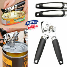 Commercial Tool Easy Grip Swing-A-Way Gadgets Stainless Steel Can Opener Crank