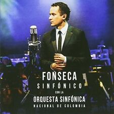 Fonseca - Con la Sinfonica de Colombia [New CD] Argentina - Import