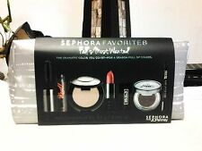 Sephora Favorites Fall's Most Wanted BECCA, UD, KVD, benefit, MUFE w/Receipt NEW