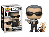 Funko Pop! Agent K & Neeble #716 Men In Black W/ Free Pop Protector Exclusive