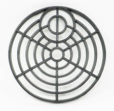 Gulley Grid Drain Cover Grate Lid PVC 6 Inch 150mm Diameter Round Leaf Cover