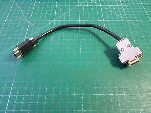 Micro D-Sub To D-Sub Connector  EX MOD ITT