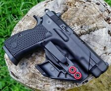 CZ 75 / 75 Compact Minimalist Appendix Carry Holster from LegacyFirearmsCo.com