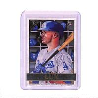 2020 Topps Gallery #107 Gavin Lux NM-MT RC Rookie Los Angeles Dodgers ID:837