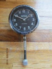 RARE 1930S/40S METRON 8 DAY MECHANICAL CAR CLOCK FOR FIAT BALILLA OR LANCIA