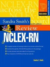 Sandra Smith's Review for the NCLEX-RN (10th Edition)-ExLibrary