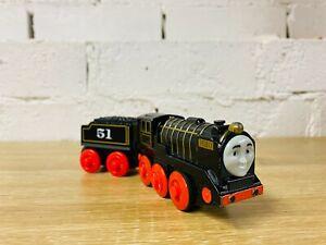 Hiro - Thomas Diecast Motorised Battery Operated Wooden Railway Trains