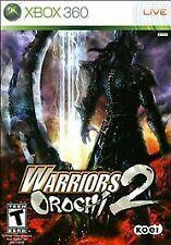Warriors Orochi 2 (Microsoft Xbox 360, 2008)