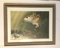 Don Ray Handsigned and Numbered Limited Edition Framed Print 543/950