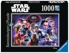 RAVENSBURGER DISNEY JIGSAW PUZZLE STAR WARS: COLLECTION 4 - 1000 PCS #19775