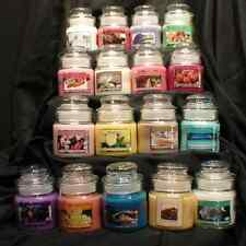 LOT OF 12, 3oz Scented Candle, Soy Wax, Jar W/lid,PICK YOUR SCENTS!