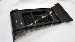 AUDI A5, S5, RS5 (8T, B8, B8.5) carbon fiber Interior Rear Seat Console