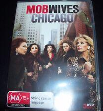 Mob Wives Chicago (Australia Region 4) DVD – Like New