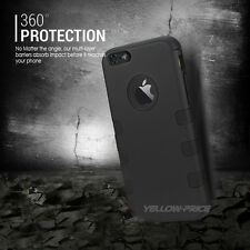 Slim All Around Defender Armor Tough Case 3 Layer for Apple iPhone 6 6S 4.7inch