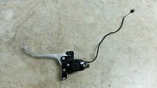 13 Polaris Scrambler 850 XP HO atv left hand brake master cylinder
