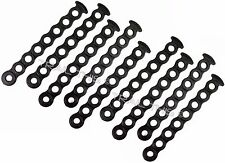 (9) Nine Yakima Chainstrap Hitch Rack Replacement Rubber Chain Straps post 2004