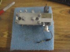 Alcatel Model 104950 A460343 Molecular Drag Pump Accessory Lt