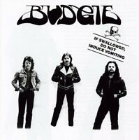 Budgie / If Swallowed Do Not Induce Vomiting (CD)