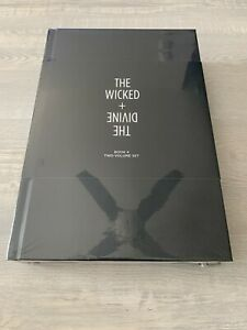 The Wicked + The Divine, SEALED Deluxe Year Four Hardcover HC OOP