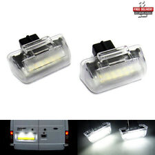 1 Pair LED Licence Number Plate Lights Fit for Ford Transit Connect 4 388 111 UK