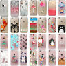 Patterned Soft Silicone TPU Back Case Etui Housse Coque For iPhone 7 6 6s 8 Plus