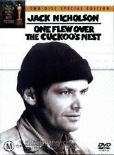 One Flew Over The Cuckoo's Nest (DVD, 2002, 2-Disc Set)