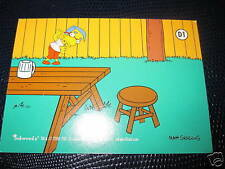 SIMPSONS ANNIVERSARY CELEBRATION S RARE DIORAMA D1 CHASE/SUBSET MINT CARD