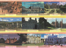 """The Tudors Series 1-3 - """"Location"""" Chase Set of 9 #L1-9"""