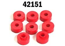 NISSAN MAXIMA BLUEBIRD VANETTE P10 SWAY BAR LINK BUSHES RUBBERS NOLATHANE 42151
