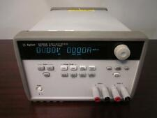 Agilent / HP E3649A 100W Dual Output Power Supply Two 35V, 1.4A or 60V, 0.8A